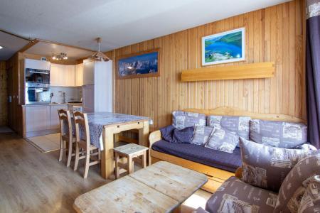 Vacances en montagne Appartement 3 pièces cabine 6 personnes (B22) - Résidence Hauts de Chavière - Val Thorens - Séjour
