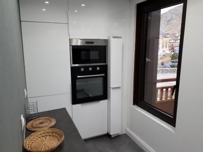 Vacances en montagne Appartement 4 pièces 8 personnes (4) - Résidence Hauts de Chavière - Val Thorens - Cuisine
