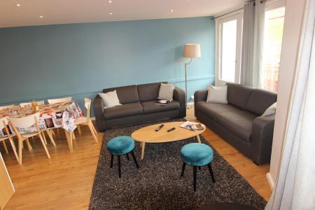 Vacances en montagne Appartement 4 pièces 8 personnes (4) - Résidence Hauts de Chavière - Val Thorens - Séjour