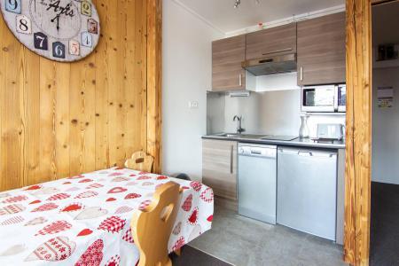 Vacances en montagne Studio 4 personnes (10) - Résidence Hauts de Chavière - Val Thorens - Cuisine