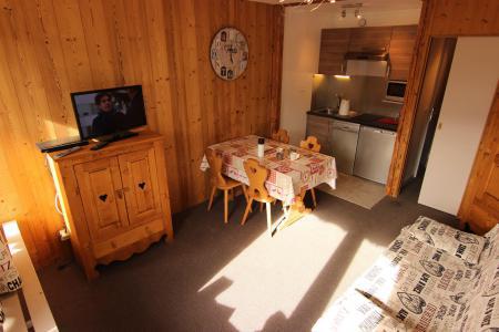 Vacances en montagne Studio 4 personnes (10) - Résidence Hauts de Chavière - Val Thorens - Séjour