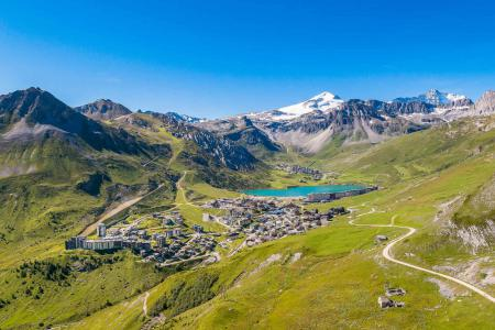 Rent in ski resort Résidence Home Club 2 - Tignes - Summer outside