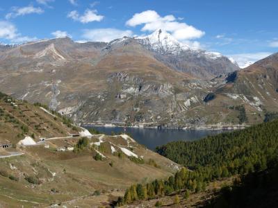 Location au ski Residence Home Club - Tignes - Extérieur été