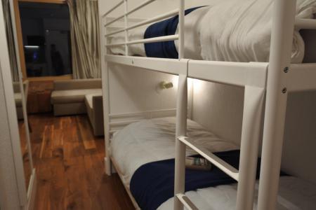 Vacances en montagne Studio coin montagne 4 personnes (052R) - Résidence Home Club - Tignes