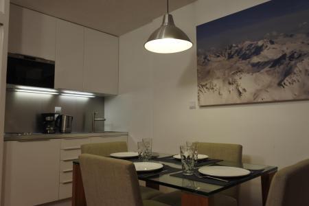 Vacances en montagne Studio coin montagne 4 personnes (052R) - Résidence Home Club - Tignes - Logement