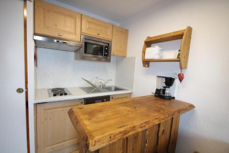 Vacances en montagne Studio coin montagne 4 personnes (06R) - Résidence Home Club - Tignes - Kitchenette