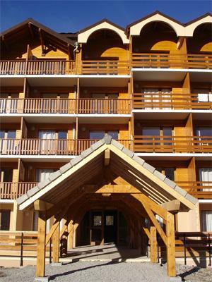 Vacances en montagne Résidence Horizon Blanc - La Joue du Loup -