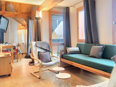 Holiday in mountain resort 4 room duplex apartment 6 people (F1) - Résidence Hors Piste - Saint Martin de Belleville