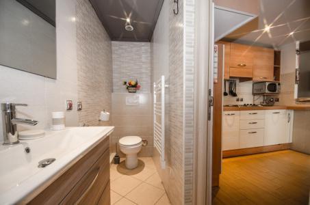 Holiday in mountain resort 2 room apartment 4 people (Tetras) - Résidence Iris - Chamonix