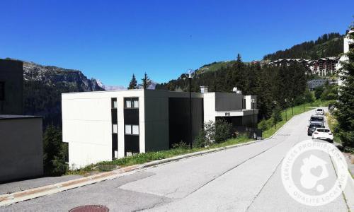 Wakacje w górach Résidence Iris - Maeva Home - Flaine - Na zewnątrz latem