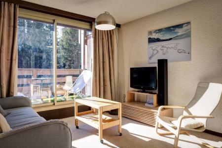 Vacances en montagne Appartement 2 pièces 6 personnes (209) - Résidence Jardin Alpin - Courchevel - Logement