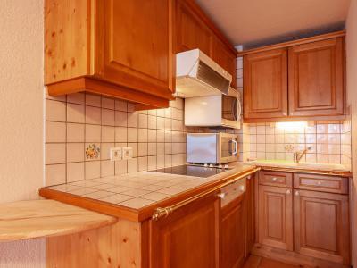 Vacances en montagne Appartement 3 pièces 5 personnes (C11) - Résidence Jardins d'Hiver - Méribel - Kitchenette