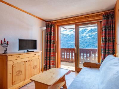 Vacances en montagne Appartement 3 pièces 5 personnes (C11) - Résidence Jardins d'Hiver - Méribel - Séjour