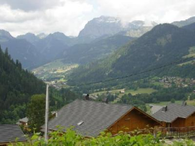 Location Châtel : Residence Joran hiver