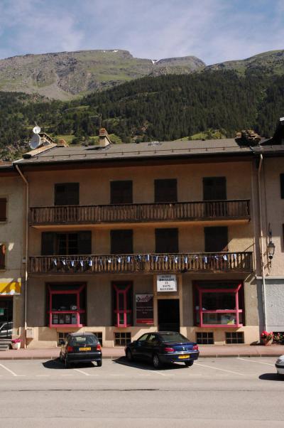 Vacances en montagne Résidence Jorcin Lanslebourg - Val Cenis