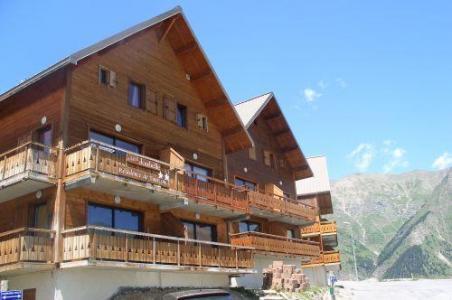 Location au ski Residence Joubelle - Réallon - Extérieur été
