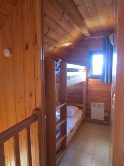 Vacances en montagne Résidence Joubelle - Réallon - Lits superposés