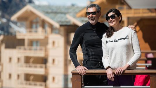 Rent in ski resort Résidence Kalinda Village - Tignes - Summer outside