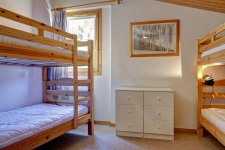 Vacances en montagne Appartement duplex 4 pièces 10 personnes (210) - Résidence Kalinka - La Tania - Lits superposés