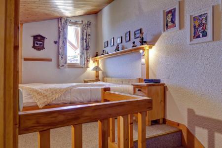 Vacances en montagne Appartement duplex 4 pièces 10 personnes (210) - Résidence Kalinka - La Tania - Mezzanine