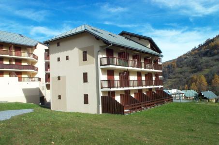 Location au ski Residence L'adret - Valloire - Extérieur été