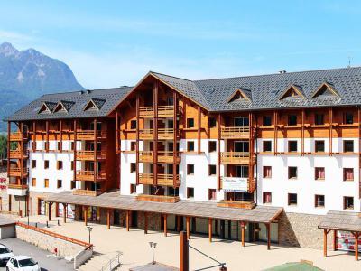 Vacances en montagne Résidence l'Aigle Bleu - Serre Chevalier