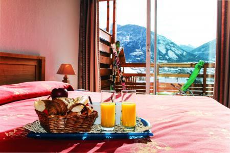 Vacances en montagne Résidence l'Aigle Bleu - Serre Chevalier - Chambre