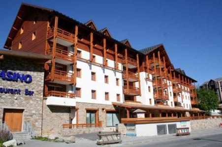 Location au ski Residence L'aigle Bleu - Serre Chevalier - Extérieur été