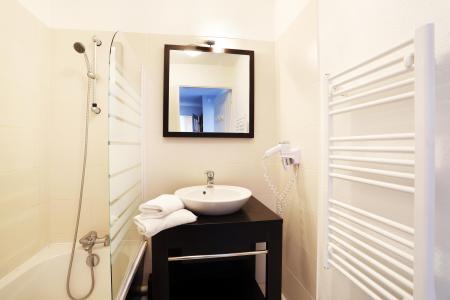 Vacances en montagne Résidence l'Aigle Bleu - Serre Chevalier - Salle de bains
