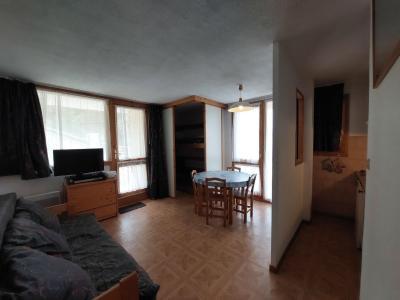 Vacances en montagne Studio cabine 4 personnes (005R) - Résidence l'Aigle - Peisey-Vallandry - Séjour