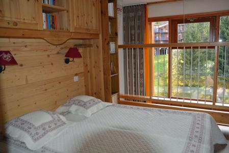 Holiday in mountain resort 2 room duplex apartment 6 people (3415) - Résidence l'Aiguille Grive 3 - Les Arcs - Double bed