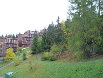 Location au ski Appartement 2 pièces 6 personnes (425) - Residence L'aiguille Grive Bat Iii - Les Arcs - Extérieur été