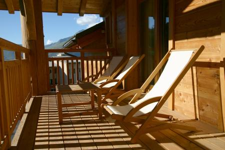 Rental Les 2 Alpes : Résidence l'Alba summer
