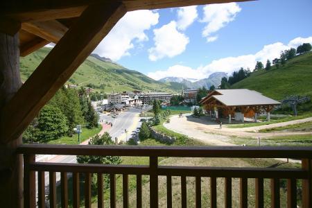 Location au ski Résidence l'Alba - Les 2 Alpes - Extérieur été