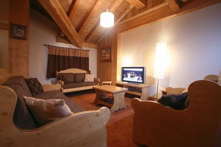 Vacances en montagne Résidence l'Alba - Les 2 Alpes - Tv à écran plat