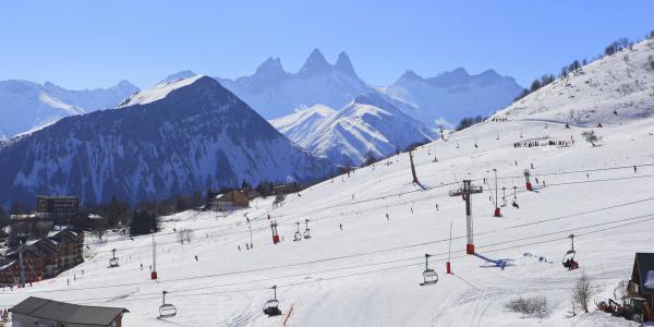 Vacances en montagne Résidence L'Alpaga - La Toussuire - Autres