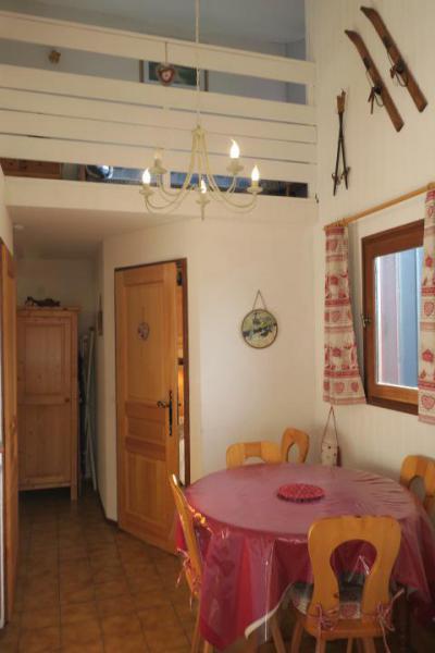 Vacances en montagne Appartement 2 pièces mezzanine 5 personnes (D16) - Résidence l'Alpage - Châtel