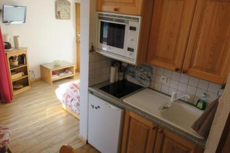 Vacances en montagne Appartement 2 pièces mezzanine 5 personnes (D16) - Résidence l'Alpage - Châtel - Logement