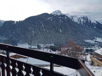 Vacances en montagne Appartement duplex 3 pièces 6 personnes (A11) - Résidence l'Alpage - Châtel - Logement