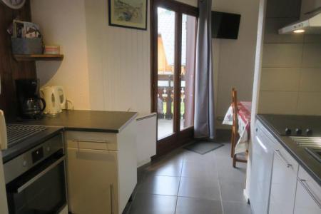Vacances en montagne Appartement duplex 3 pièces 6 personnes (A11) - Résidence l'Alpage - Châtel - Cuisine
