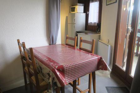 Vacances en montagne Appartement duplex 3 pièces 6 personnes (A11) - Résidence l'Alpage - Châtel - Table