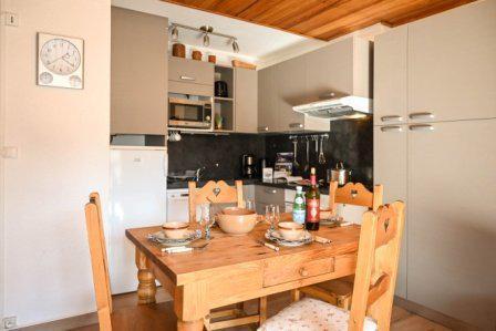 Summer accommodation Résidence l'Alpet
