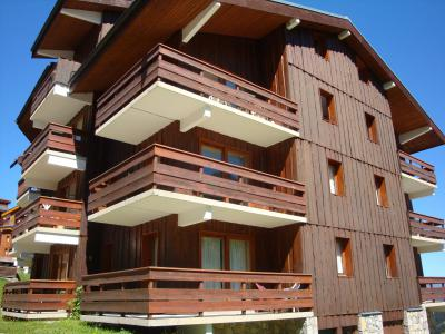 Vacances en montagne Appartement duplex 3 pièces 6 personnes (E01) - Résidence l'Alpinéa - Méribel-Mottaret - Extérieur été