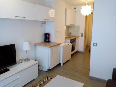 Vacances en montagne Appartement 2 pièces 3 personnes (A04) - Résidence l'Alpinéa - Méribel-Mottaret - Séjour