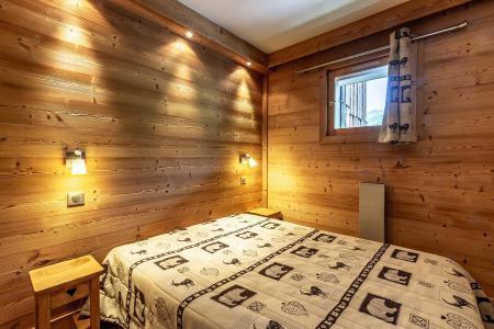 Vacances en montagne Appartement 2 pièces 6 personnes (C04) - Résidence l'Alpinéa - Méribel-Mottaret - Lit double