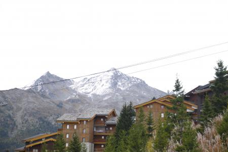 Vacances en montagne Studio 4 personnes (09) - Résidence l'Arc en Ciel - Méribel-Mottaret - Extérieur été