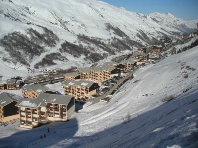 Vacances en montagne Résidence l'Argousier - Les Menuires