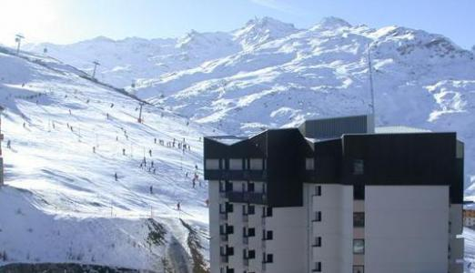 Vacances en montagne Résidence l'Armoise - Les Menuires