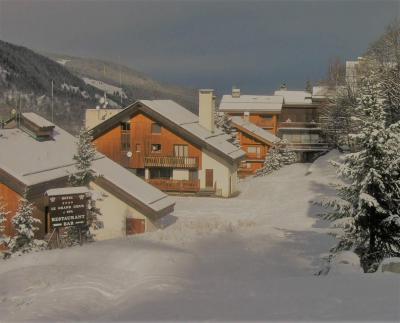 Vacances en montagne Résidence l'Arolaz I - Méribel