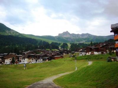 Vacances en montagne Studio 5 personnes (002) - Résidence l'Athamante - Valmorel